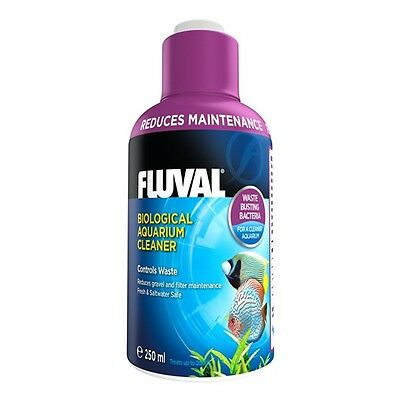 Fluval Waste Control 250ml Biological Aquarium Cleaner