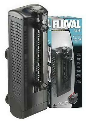 Fluval Underwater Aquarium Filter U4