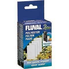 Hagen Fluval 2 Plus Polyester Filter Pads