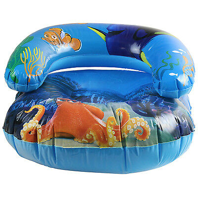 Disney Finding Dory Kids Inflatable Chair Childrens Relaxing Sofa Gaming Seat