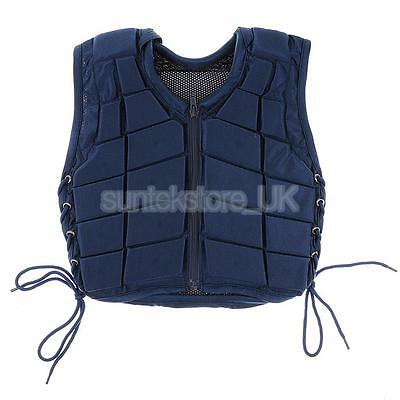 Protective Horse Riding Vest Equestrian Sports Body Protector for Youth Adult