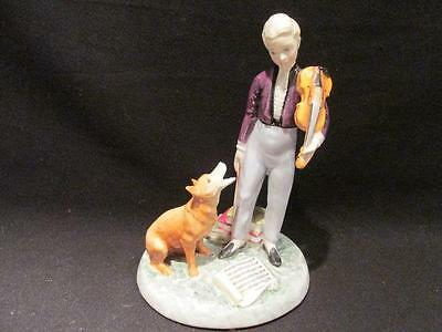 Young Master Royal Doulton Tableware Figurine HN2872 Copyright 1979 Bone China