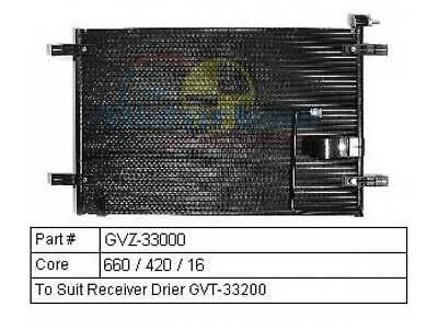 VZ Commodore Condenser 04-07 V6 & V8 A/C Air Conditioning Condensor 05 06