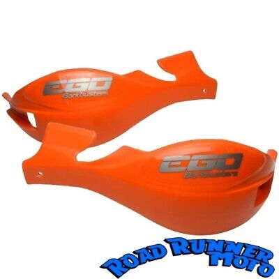 Barkbusters Ego replacement handguards covers KTM orange ES3O
