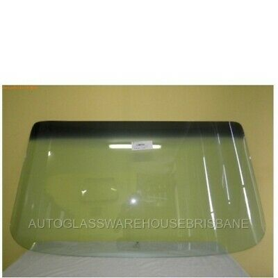 FIAT 124 COUPE 1968 to 1975 - 2DR - FRONT WINDSCREEN GLASS - NEW