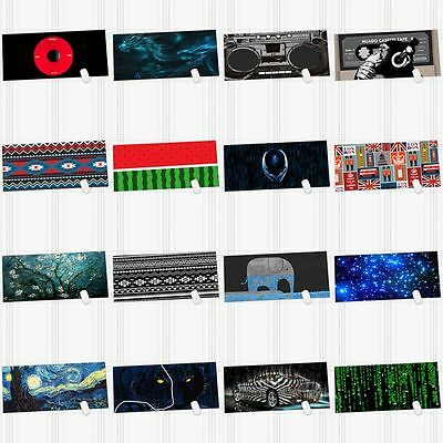 Many Designs Rubber Gaming Mouse Pad Mat for PC Laptop Computer Large XXL Size