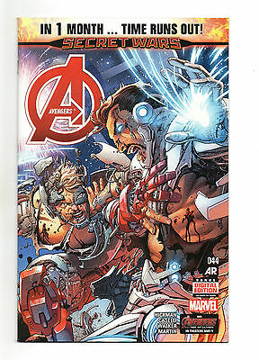 Avengers Vol 5 No 44 Jun 2015 (NM) Marvel, Modern Age (1980 - Now)