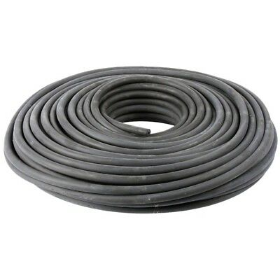 "Hollow Core Rubber Rope: 7/16"" x 150'"