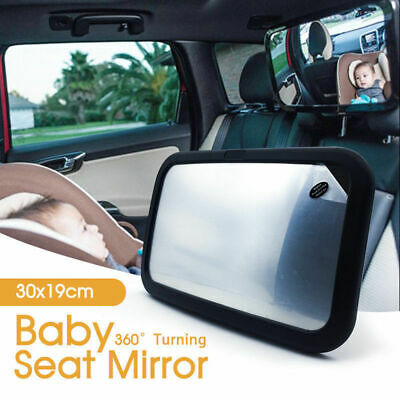 Car Baby Child Inside Mirror View Back Safety Rear Ward Facing Care Infant
