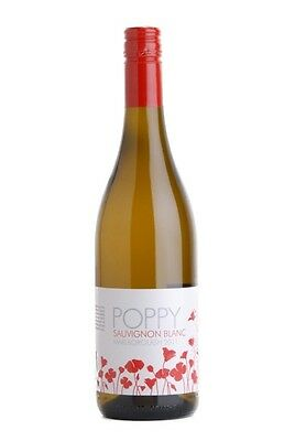 6 X Summer Poppy Marlborough Sauvignon Blanc 2016