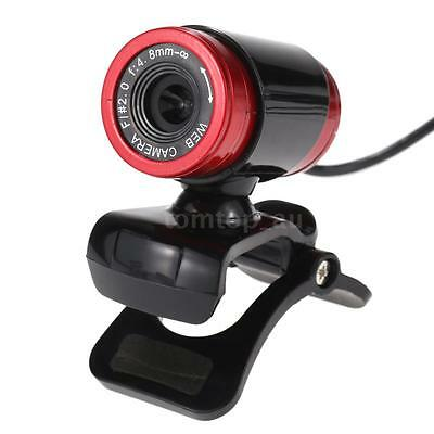 USB 50MP HD Camera Web Cam Webcam with Mic Clip-on for Laptop Computer Skype PC