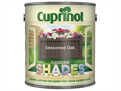 Cuprinol Garden Shades Seasoned Oak 2.5 Litre
