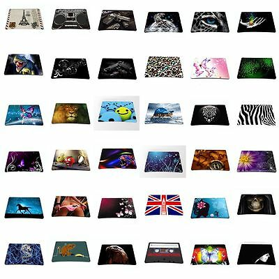 Cool OPTICAL Mouse Pad Computer PC Mat Silicone Mousepad FOr Optical Laser Mouse
