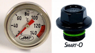 Yamaha XVS 650 H Drag Star 1997 Smart-O Drain Plug & Oil Temperature Gauge