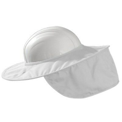 Occunomix Stow-Away Hard Hat Shade -White Color