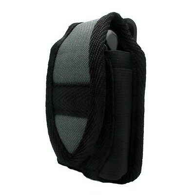 GRAY NITE IZE BELT HOLSTER RUGGED CARGO CLIP CASE COVER For SPRINT / T-MOBILE