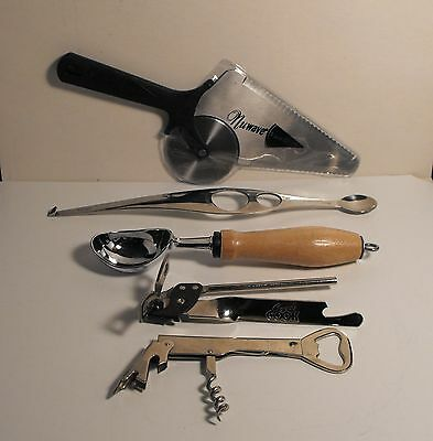 Assorted Lot 5 Useful Modern Kitchen Gadgets And Utensils