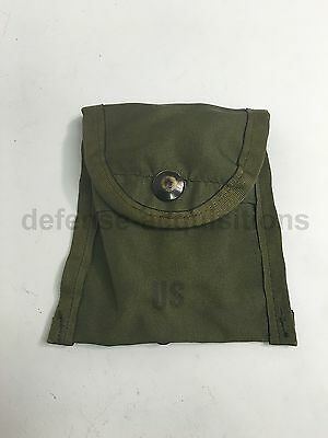 USGI ALICE First Aid Pouch With ALICE Clip OD Green Utility Pouch Compass Pouch