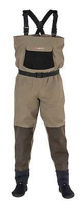 Greys CTX Breathable waders with FREE boots