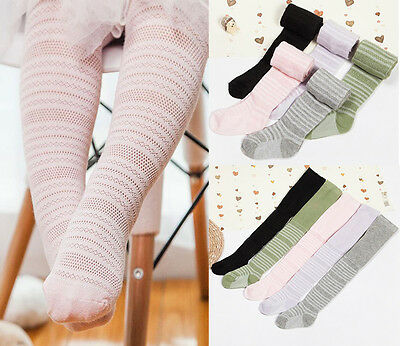 Baby Toddler Infant Kids Girls Cotton Warm Pantyhose Socks Stockings Tight 0-10Y