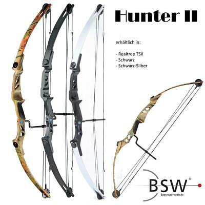 SET STRONGBOW Hunter II - 50-60 lbs - Compoundbogen