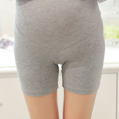 Womens Pregnant Panties Tummy Support Shorts Soft Underpants Maternity Underwear