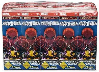 Superior Foes of Spider-Man Booster Brick ( 10 ) Marvel Heroclix, New Toys And G