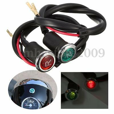 Motorcycle Neutral Reverse Light Gear N/R Indicator For 50 110 125 150 200 250cc