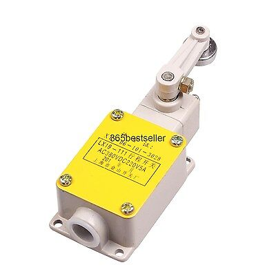 LX19-111 Momentary Enclosed Limit Switch LX19-111 w Single Roller Lever Arm