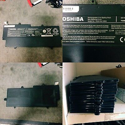 TOSHIBA Rechargable Li-ion Battery Pack PA5013U-1BRS