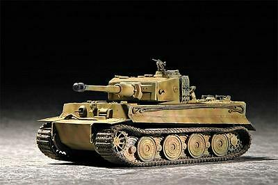TRUMPETER® 07244 Tiger 1 Tank (Late) in 1:72
