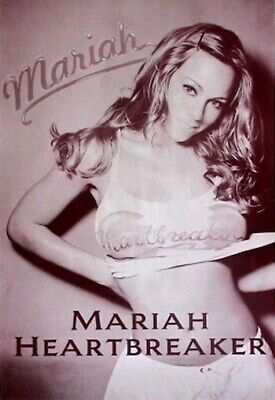MARIAH CAREY POSTER Heartbreaker HOT SEXY NEW 24x36 - PRINT IMAGE PHOTO