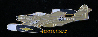 F-89 Scorpion Lapel Hat Gift Pin Up Us Air Force Pilot Crew Wing Usa Usaf Wow