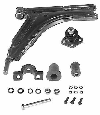 FEBI 07167 Track Control Arm Front Axle left or right