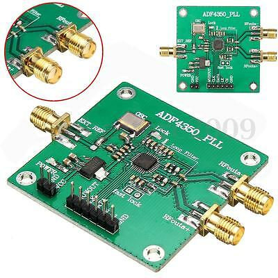 137M~4.4GHz PLL Frequency Signal Source Development Board SMA ADF4350 DC5V