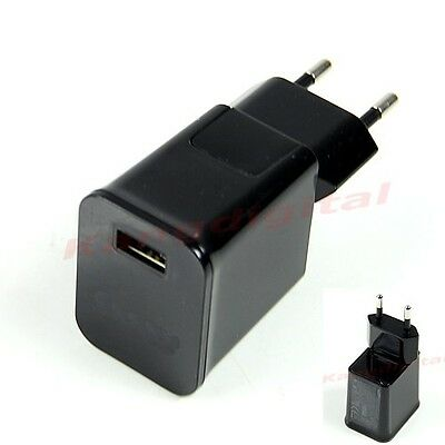 5V 2A USB Power Wall Supply Travel Charger Adapter for Phone Samsung EU Plug