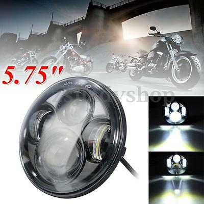 5.75'' Motorcycle LED Projector Daymaker Headlight DRL For Harley Sportster