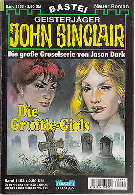John Sinclair Nr. 1153, Die Grufti-Girls