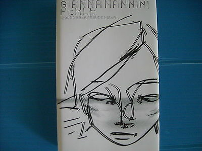 "Gianna Nannini "" Perle "" Musicassetta Tape K7 Original 2004 Come Nuova Look"