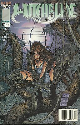 Witchblade comic issue 17