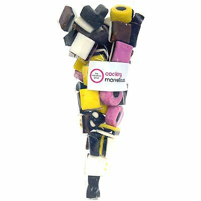 Liquorice Allsorts Candy Sweets 200g