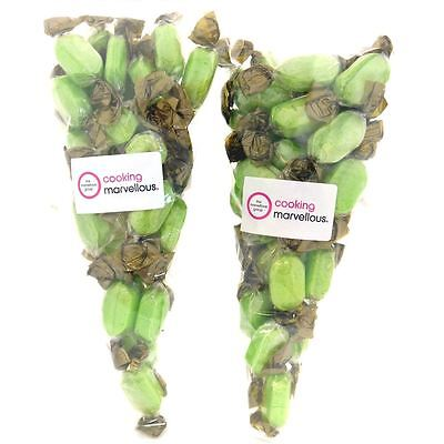 Chocolate Flavour Limes Hard Boiled Candy Sweets 500g