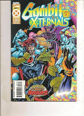 AGE OF APOCALYPSE: GAMBIT & THE X-TERNALS #3 of 4 (1995) MARVEL COMICS  V/F+