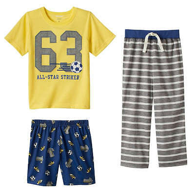 f7178664c CARTER S BOYS 3 Pc Summer Space Dude Pajama Set NWT 12M 18M 24M or ...