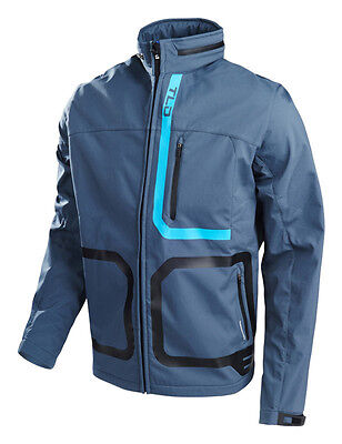 Troy Lee Designs EVERSION Waterproof Breathable Jacket - Charcoal - All Sizes