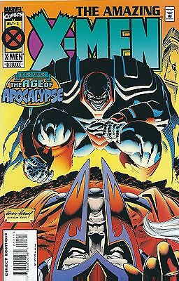 THE AGE OF APOCALYPSE: THE AMAZING X-MEN #3 of 4 (1995) MARVEL COMICS V/F+