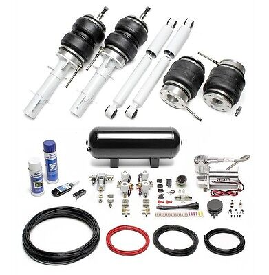 TA TECHNIX Air-Ride Air suspension incl. compressor-Kit - A3 S3 Quattro 8L