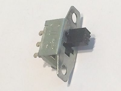 SLIDE SWITCH SMALL MINIATURE BEST MILITARY QUALITY (X1)                    fd5h8