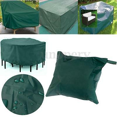 10 size Waterproof Outdoor Garden Patio Table Chair Furniture Cover Rain Protect