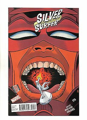 Silver Surfer Vol 7 No 10 May 2015 (NM) Marvel Comics, Modern Age (1980 - Now)